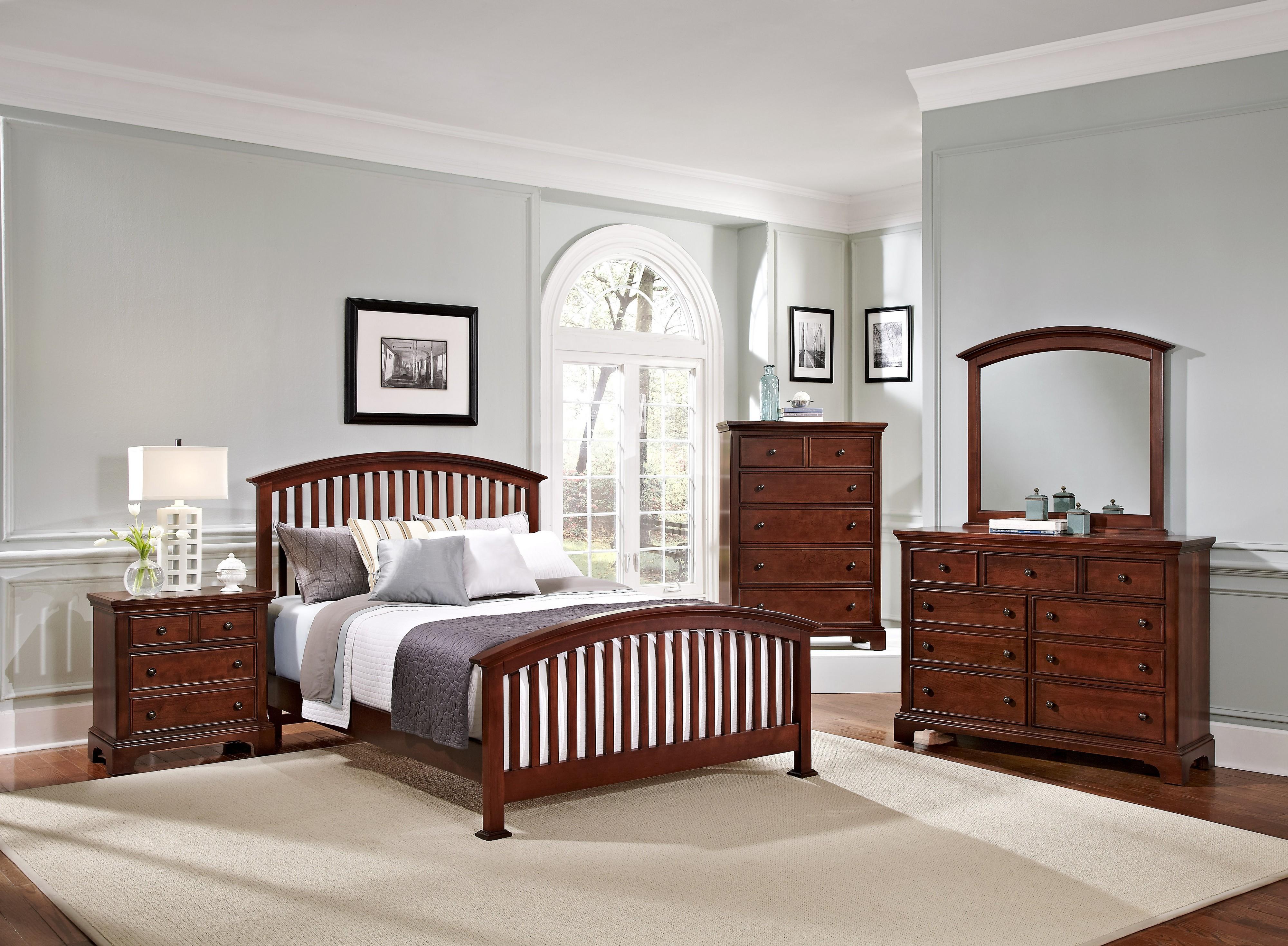 Vaughan Bassett Forsyth King Bedroom Group - Item Number: BB77 K Bedroom Group 3