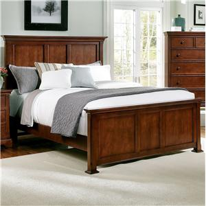 Vaughan Bassett Forsyth California King Panel Bed