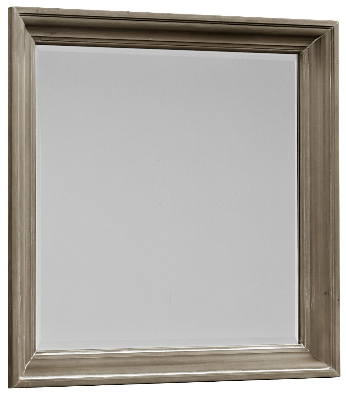 Vaughan Bassett Bedford Landscape Mirror - Item Number: BB81-445
