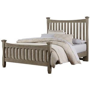 Vaughan Bassett Bedford Queen Poster Bed
