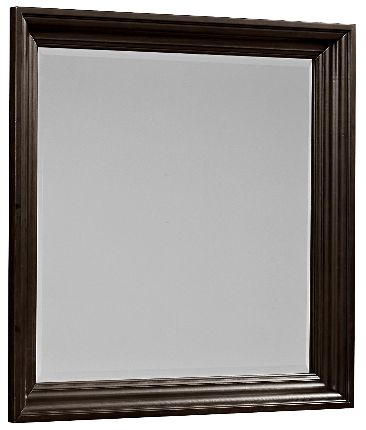 Vaughan Bassett Bedford Landscape Mirror - Item Number: BB88-445