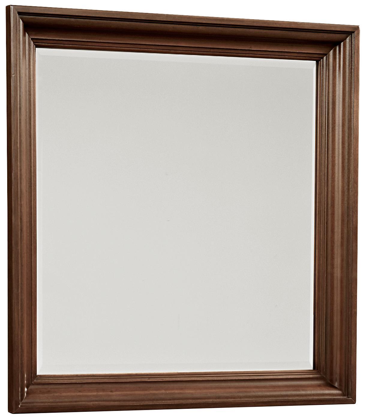 Vaughan Bassett Bedford Landscape Mirror - Item Number: BB89-445