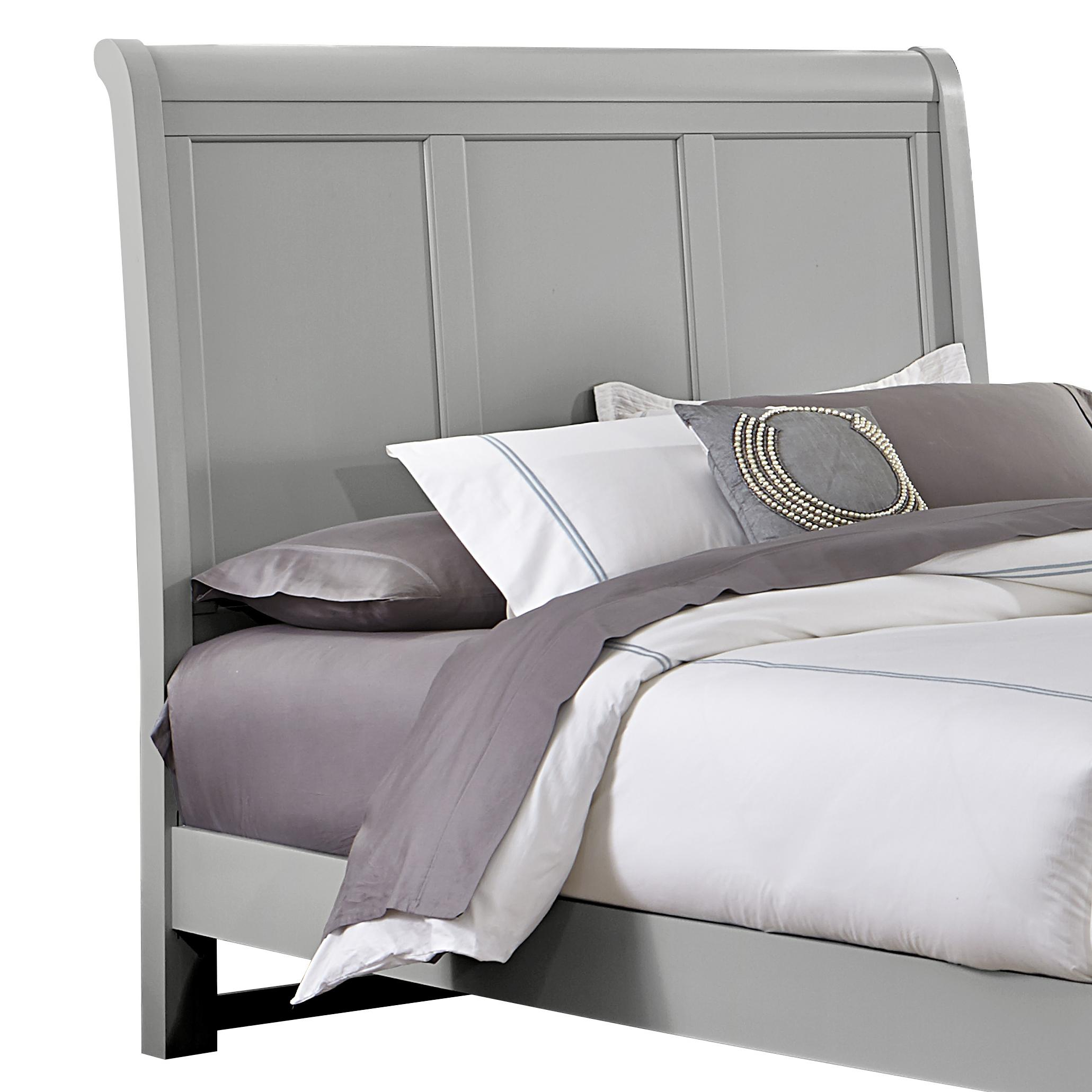 Vaughan Bassett Bonanza King Sleigh Headboard - Item Number: BB26-663