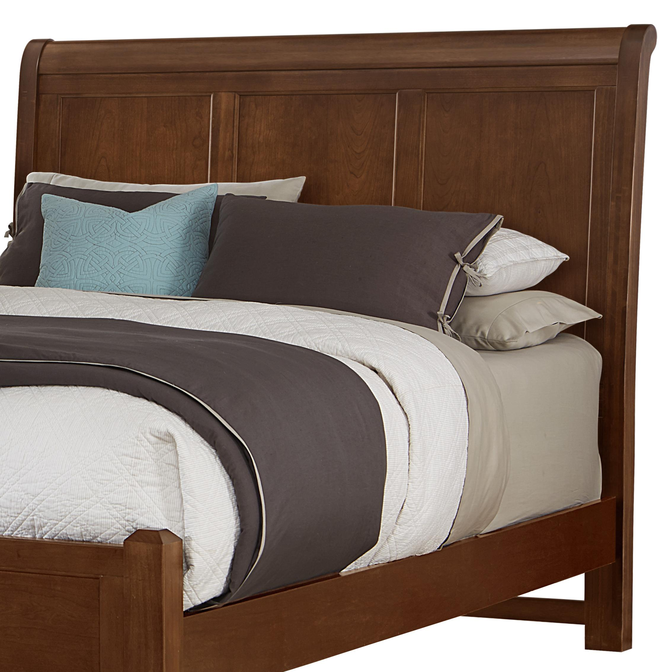 Vaughan Bassett Bonanza King Sleigh Headboard - Item Number: BB28-663
