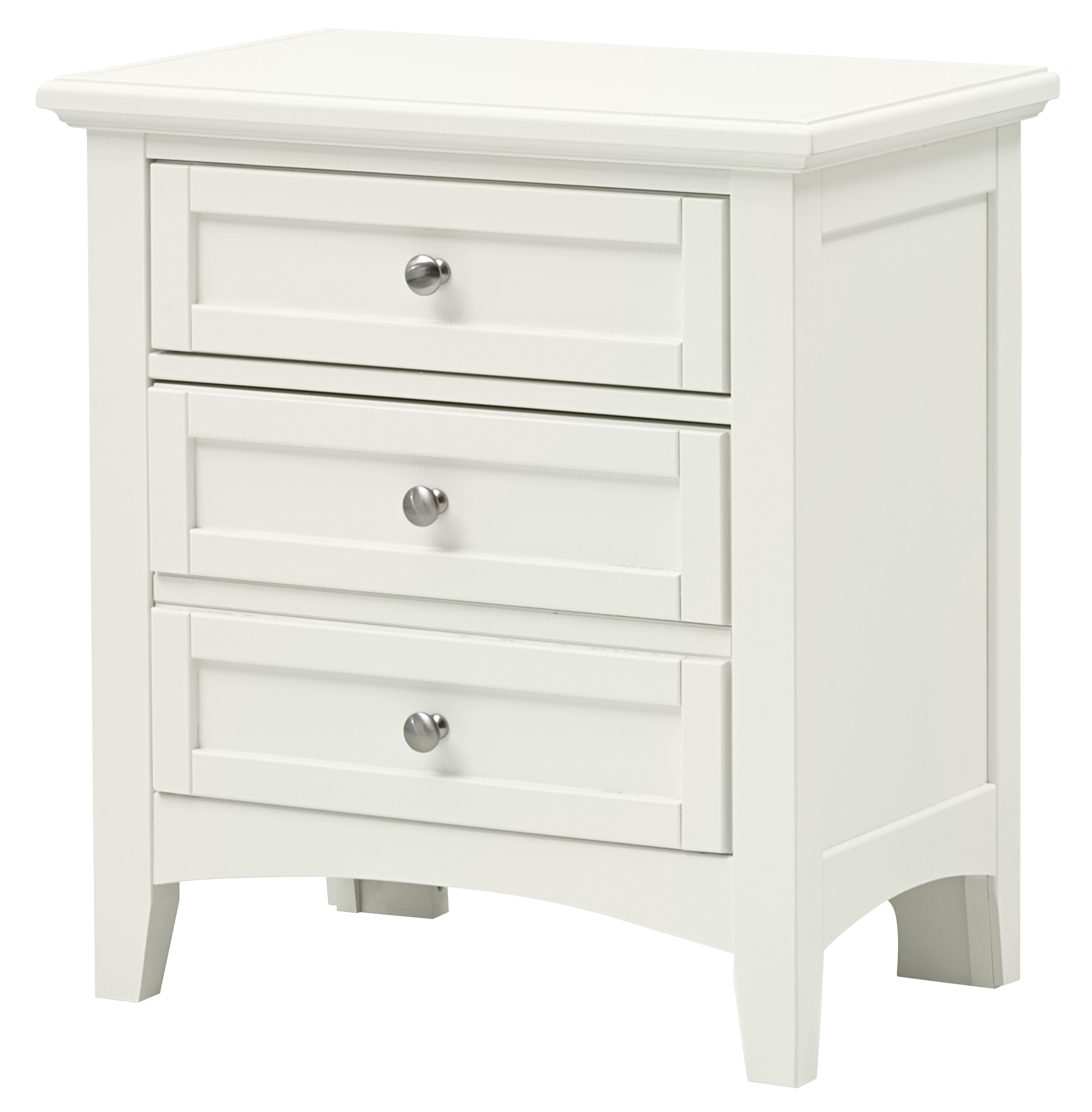 Vaughan Bassett Bonanza Night Stand - 2 Drawers - Item Number: BB29-226