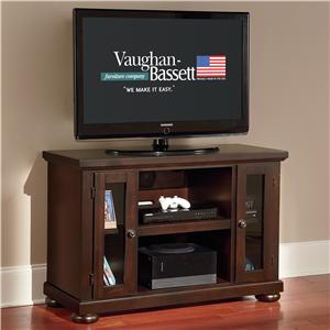 "Vaughan Bassett The Lifestyle Collection 44"" Media Center"