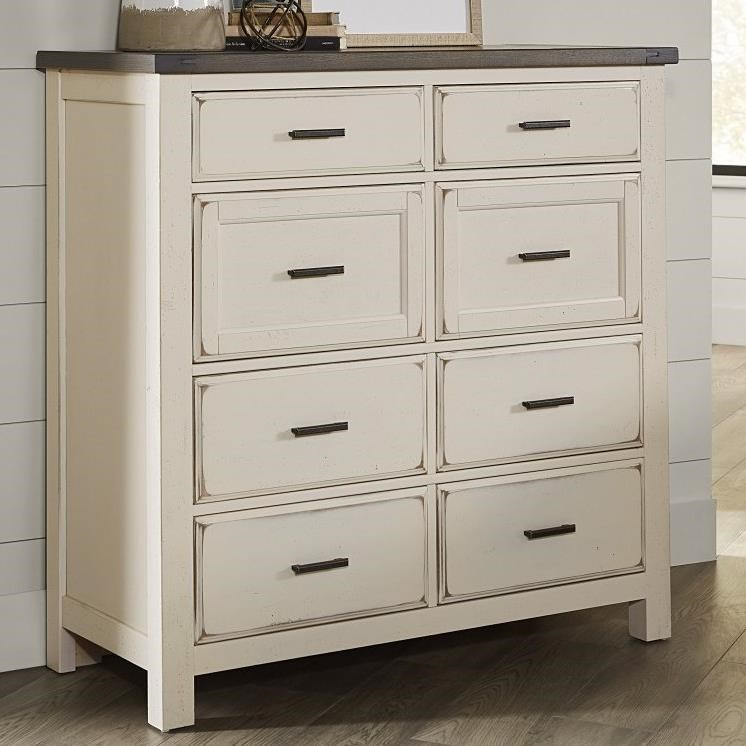8-Drawer Linen Chest