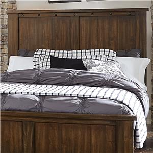 Vaughan Bassett Collaboration King Panel Headboard