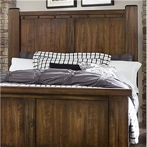 Vaughan Bassett Collaboration King Poster Headboard