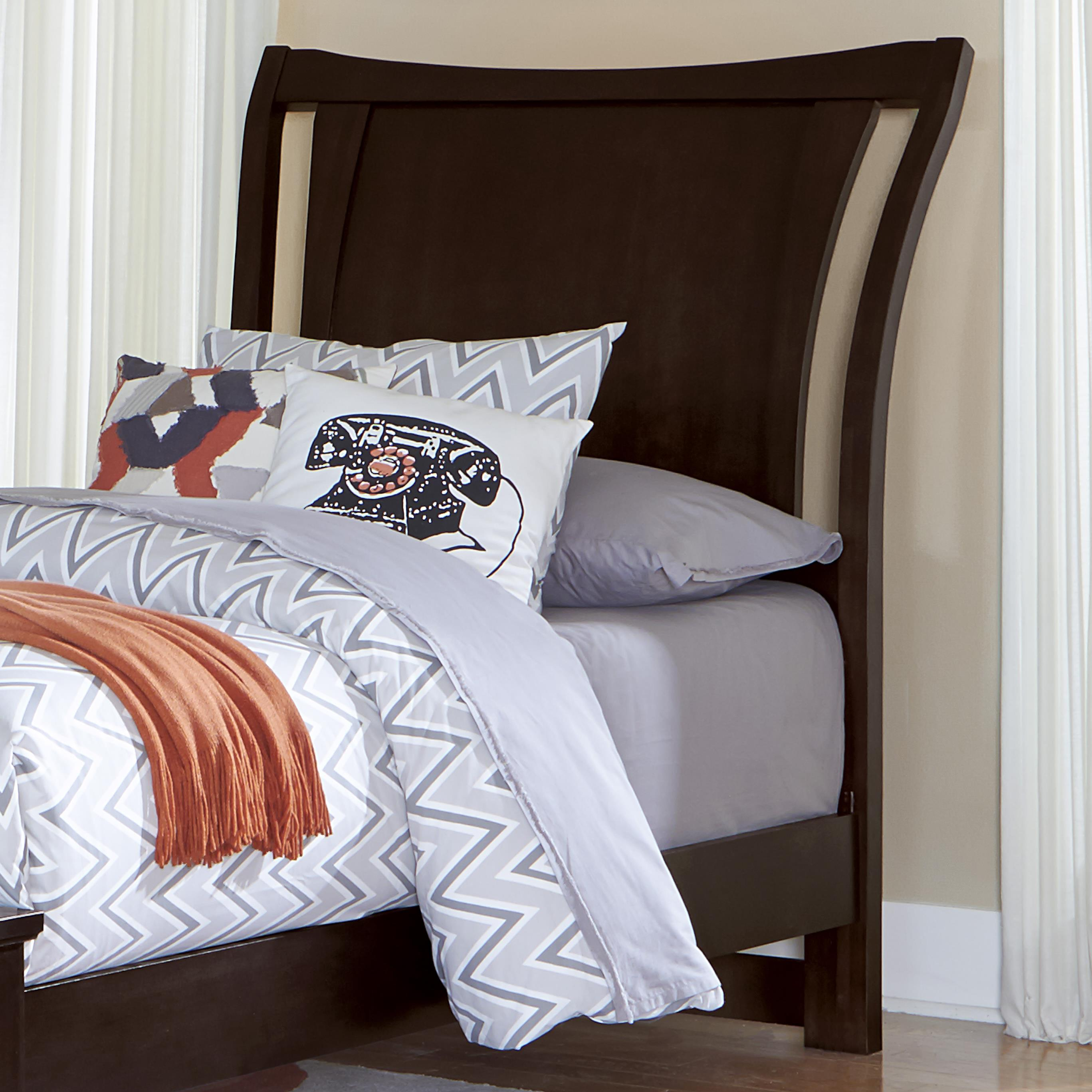 Vaughan Bassett Commentary Twin Wing Headboard - Item Number: 390-331