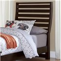 Vaughan Bassett Commentary Twin Benchback Headboard - Item Number: 390-338