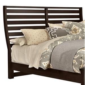 Vaughan Bassett Commentary Queen Benchback Headboard