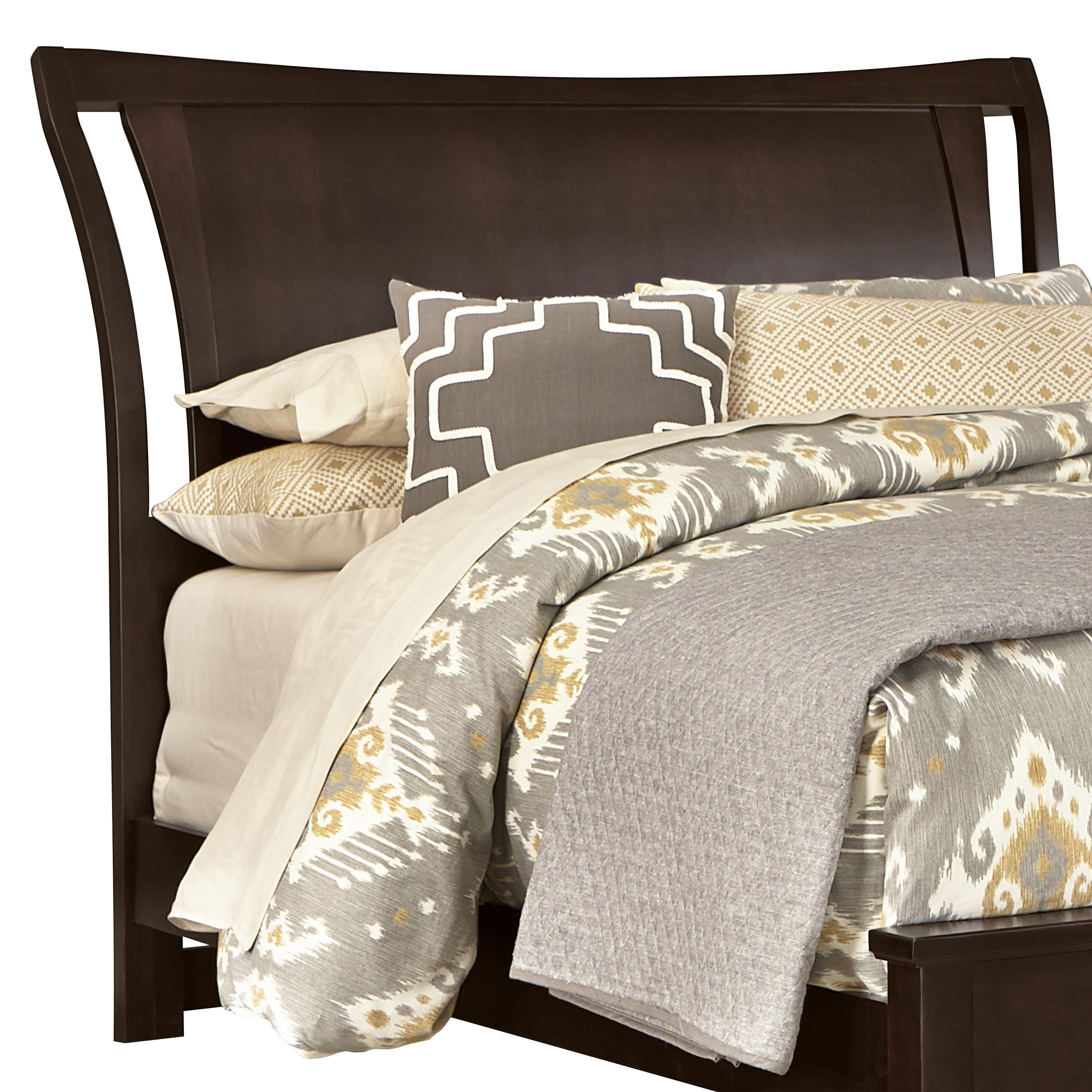 Vaughan Bassett Commentary King Wing Headboard - Item Number: 390-661