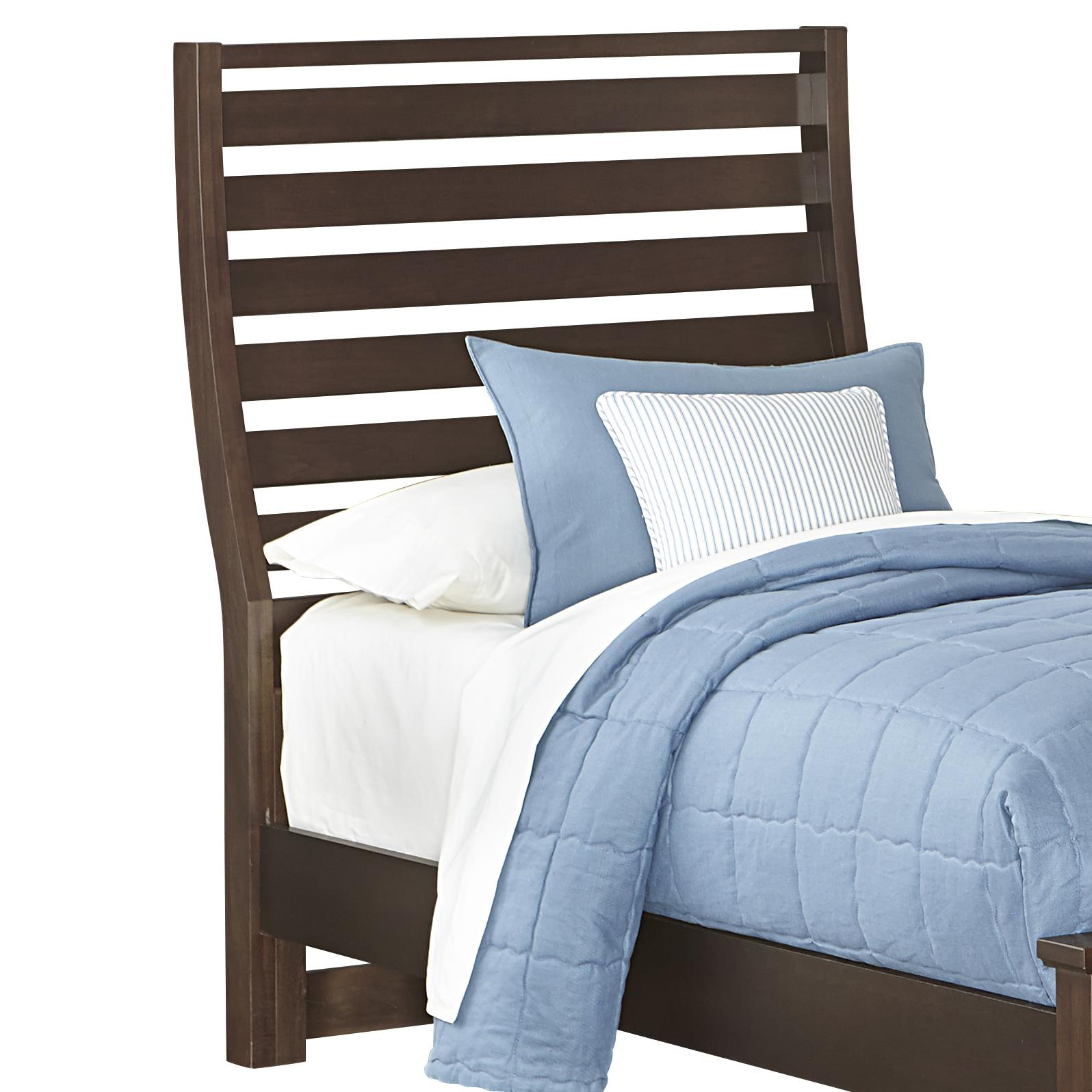 Vaughan Bassett Commentary Twin Benchback Headboard - Item Number: 392-338