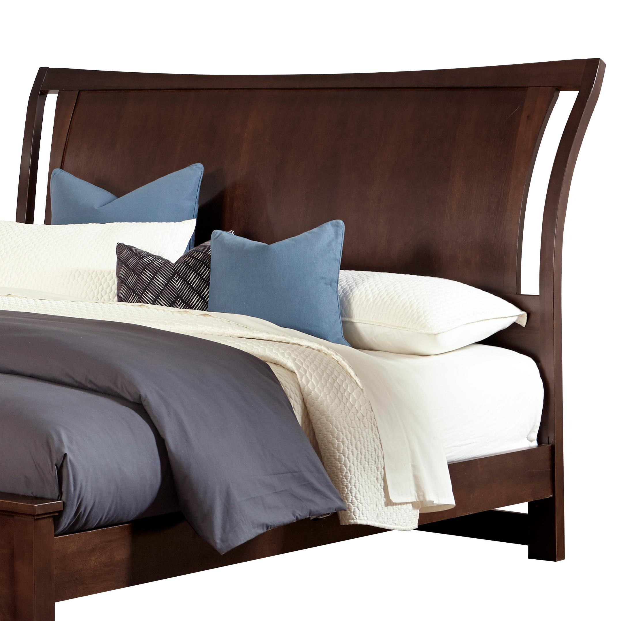 Vaughan Bassett Commentary Full Wing Headboard - Item Number: 392-441