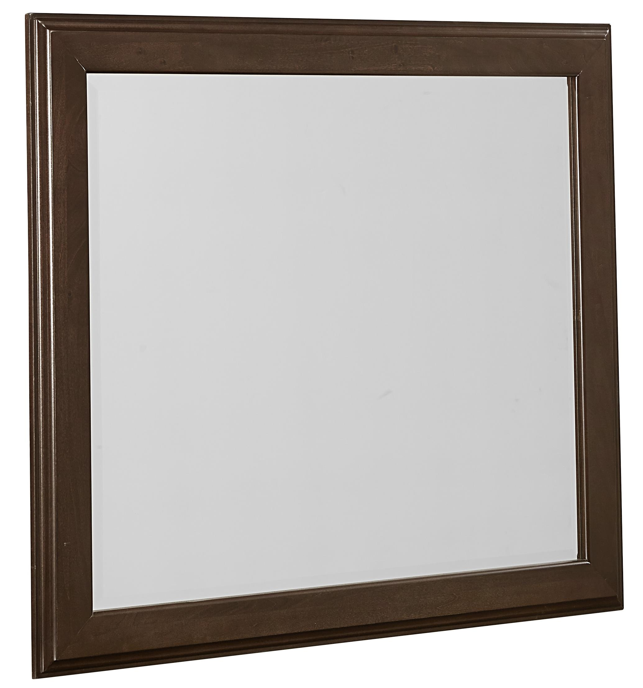 Vaughan Bassett Commentary Youth Landscape Mirror - Item Number: 392-442