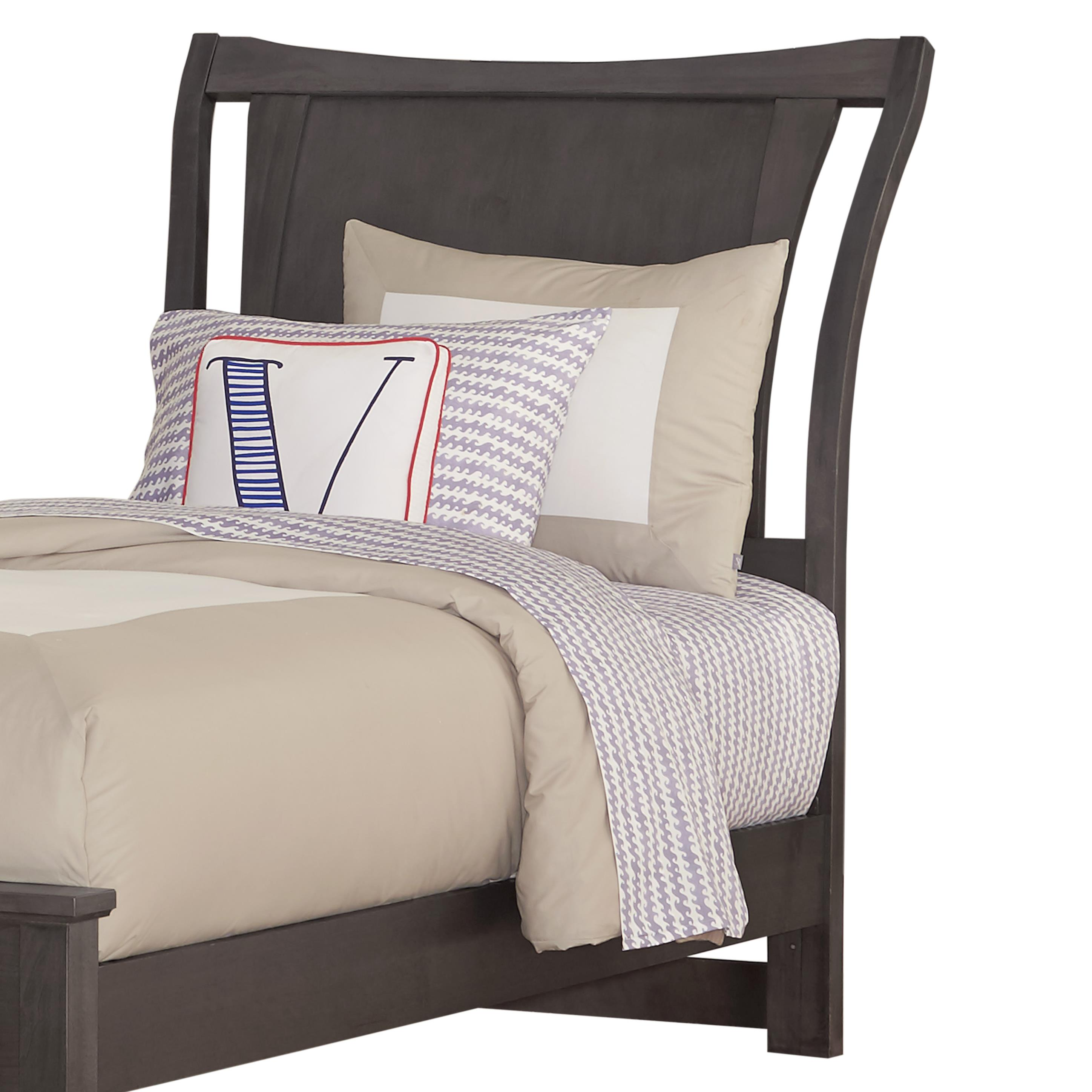 Vaughan Bassett Commentary Twin Wing Headboard - Item Number: 394-331