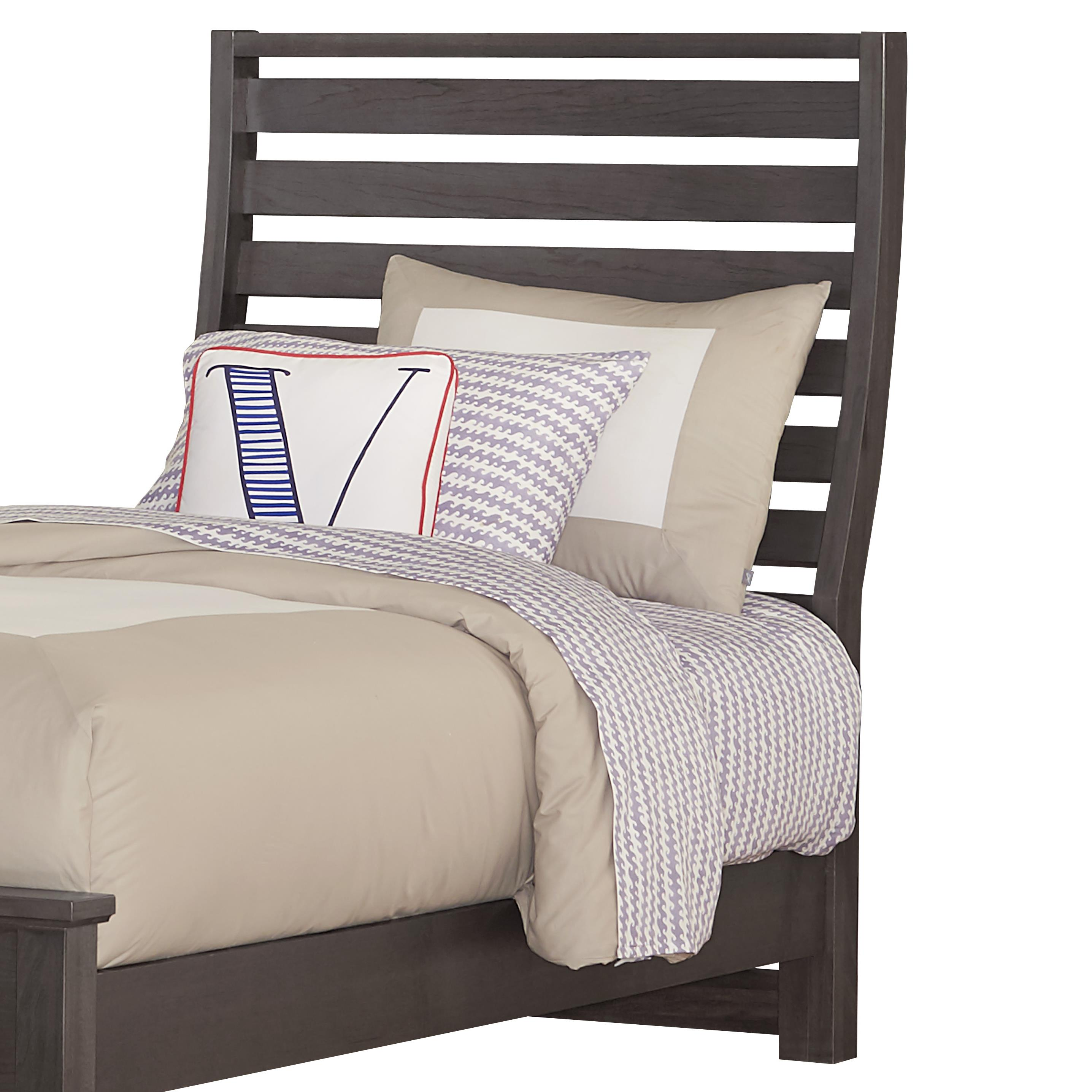 Vaughan Bassett Commentary Twin Benchback Headboard - Item Number: 394-338