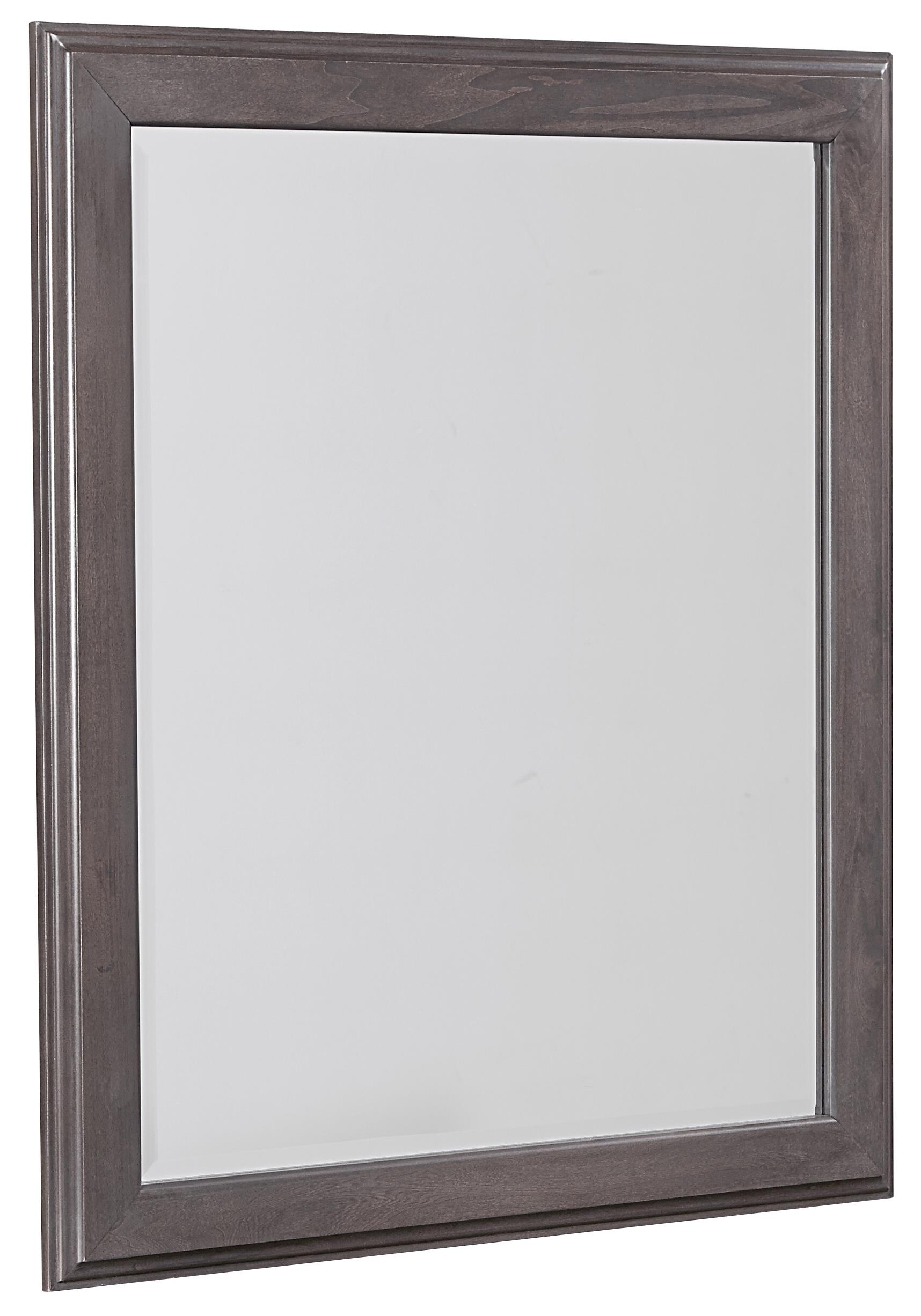 Vaughan Bassett Commentary Youth Landscape Mirror - Item Number: 394-442
