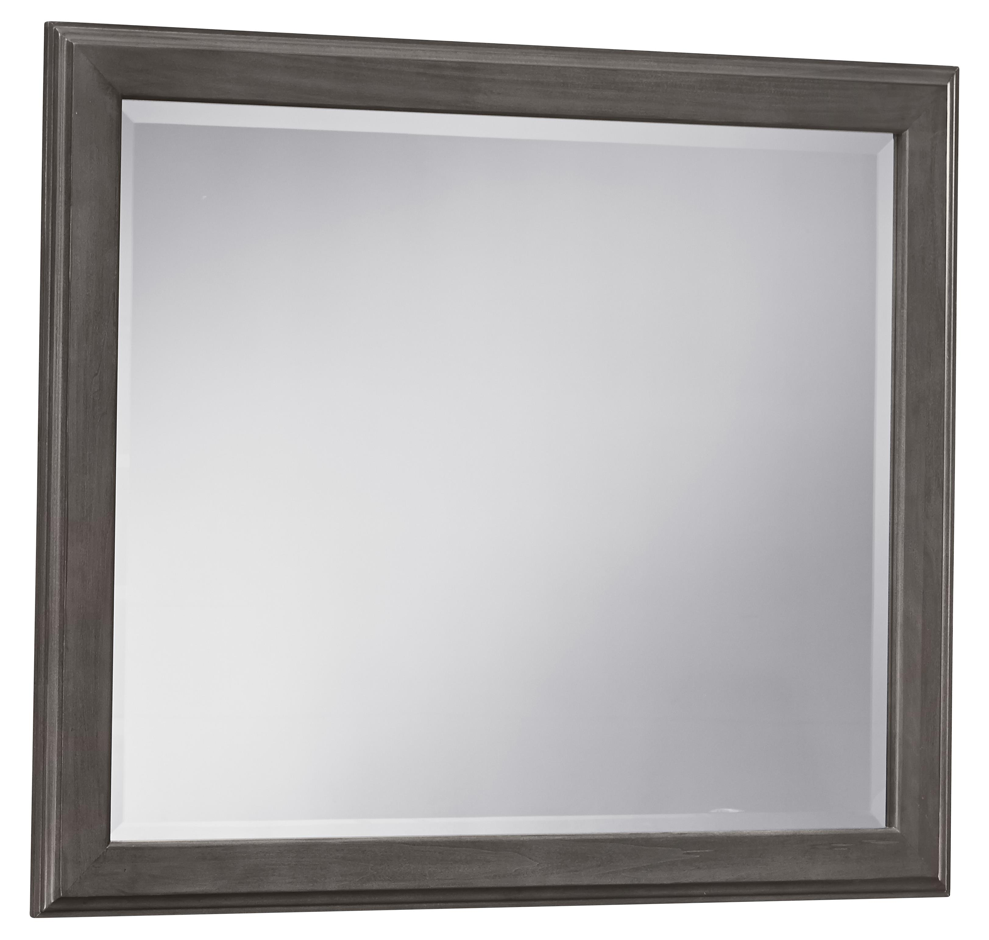 Vaughan Bassett Commentary Large Landscape Mirror - Item Number: 394-445