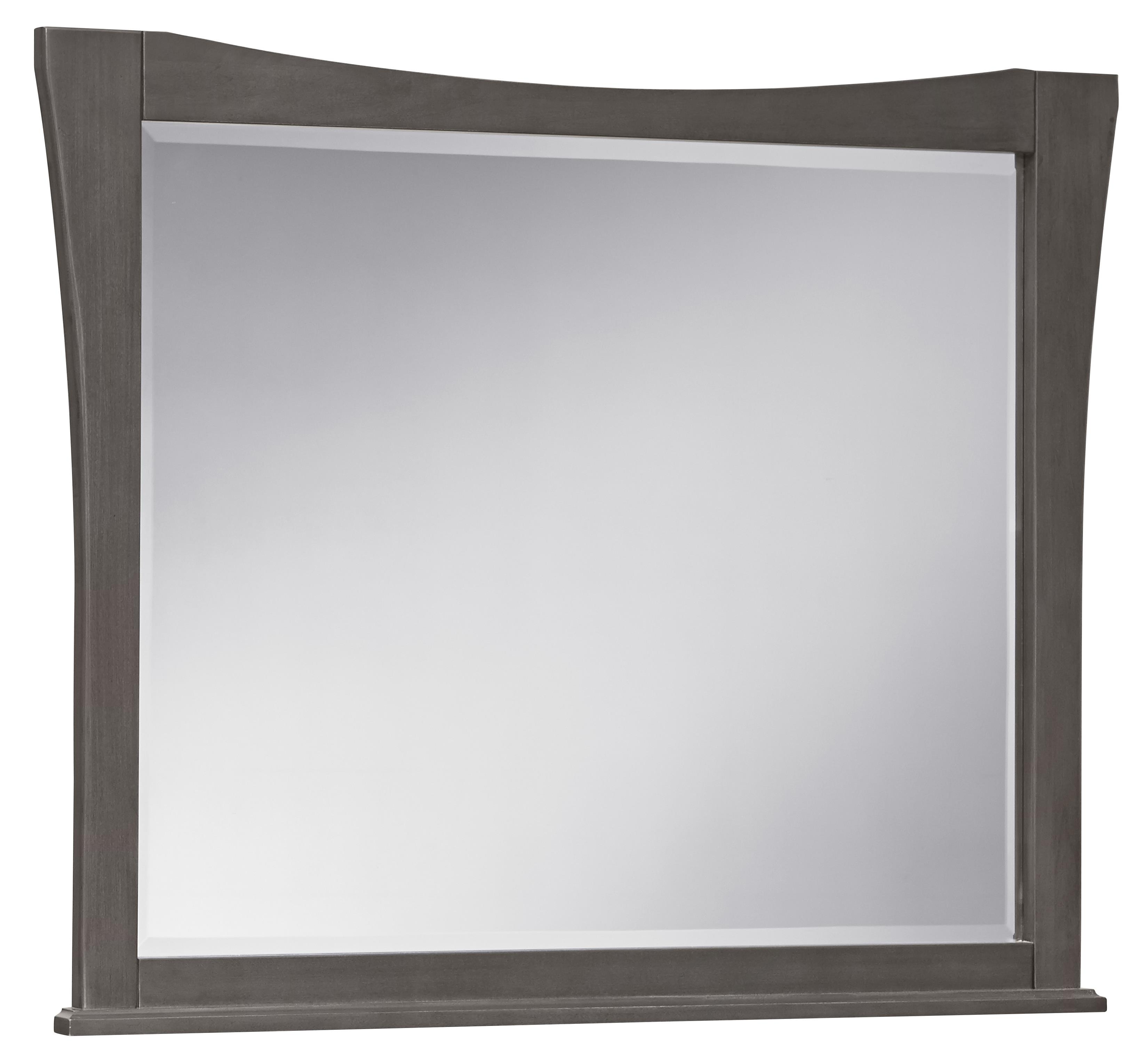 Vaughan Bassett Commentary Large Wing Mirror - Item Number: 394-446