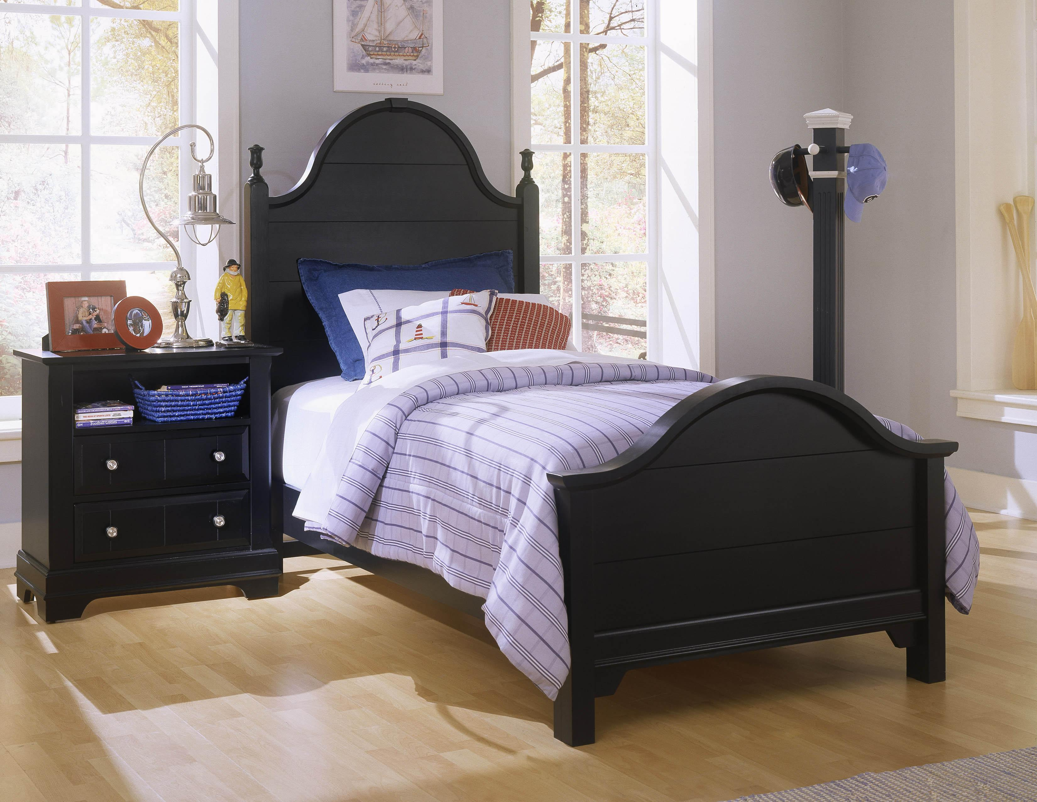 Vaughan Bassett Cottage Twin Panel Bed Great American Home Store Panel Beds