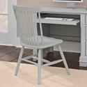 Vaughan Bassett Cottage Desk Chair - Item Number: BB22-007