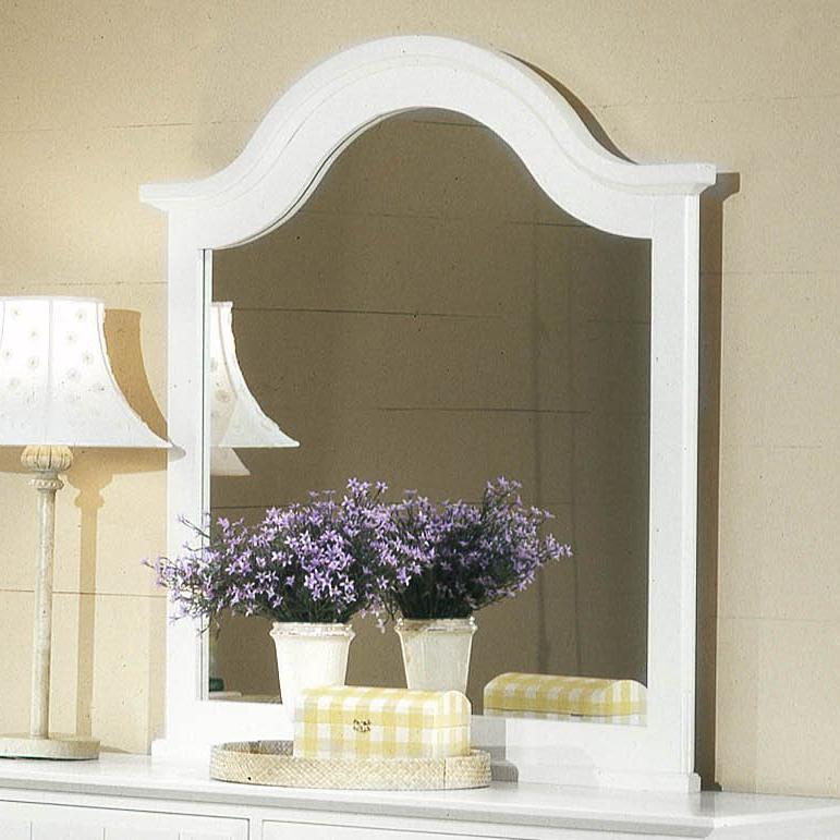 Vaughan Bassett Cottage Mirror - Item Number: BB24-442