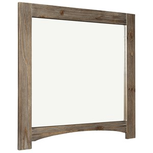 Vaughan Bassett Cottage Too Landscape Mirror