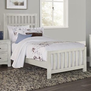 Vaughan Bassett Cottage Too Twin Panel Bed