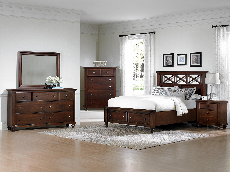 Vaughan Bassett Ellington King Bedroom Group - Item Number: 622 K Bedroom Group 7