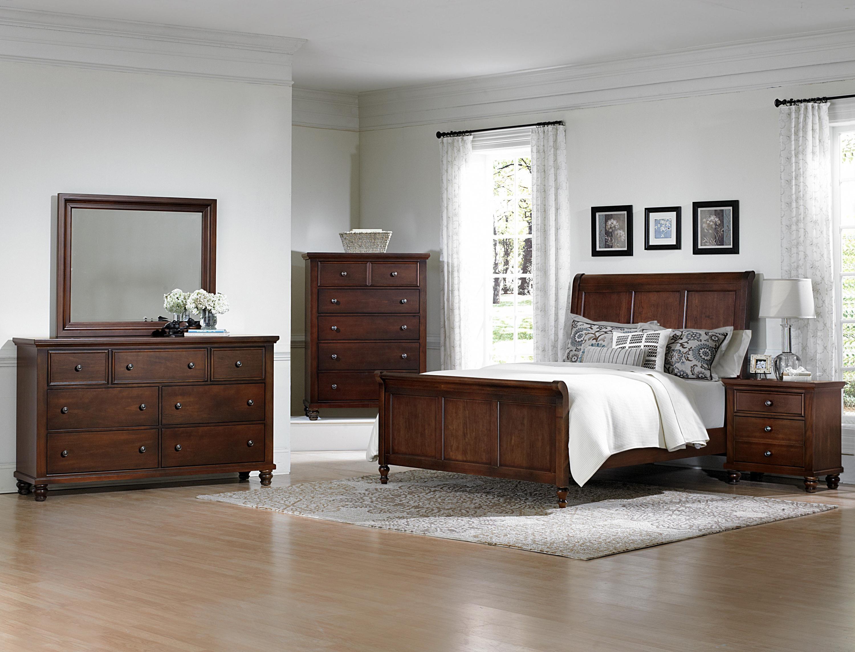 Vaughan Bassett Ellington Queen Bedroom Group - Item Number: 622 Q Bedroom Group 5