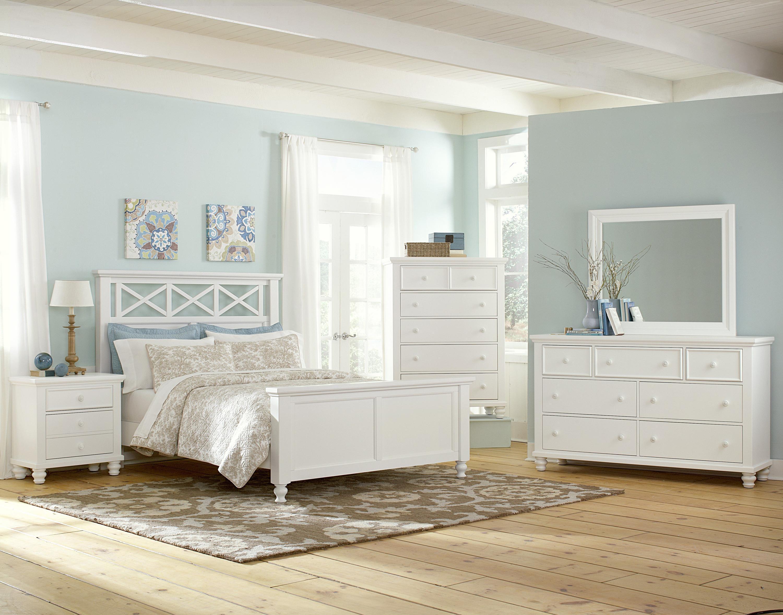 Vaughan Bassett Ellington California King Bedroom Group - Item Number: 624 C K Bedroom Group 1