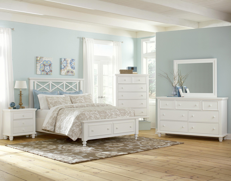 Vaughan Bassett Ellington Queen Bedroom Group - Item Number: 624 Q Bedroom Group 7