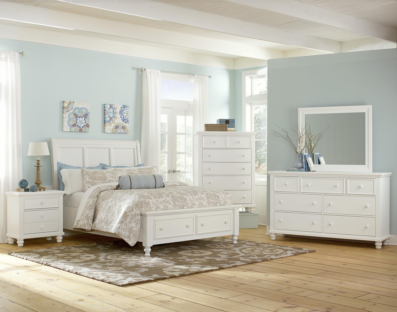 Vaughan Bassett Ellington King Bedroom Group - Item Number: 624 K Bedroom Group 5
