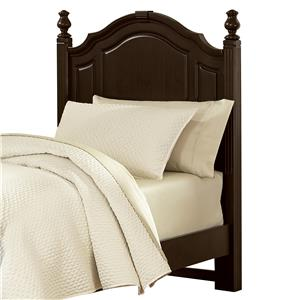 Vaughan Bassett French Market Twin Poster Headboard