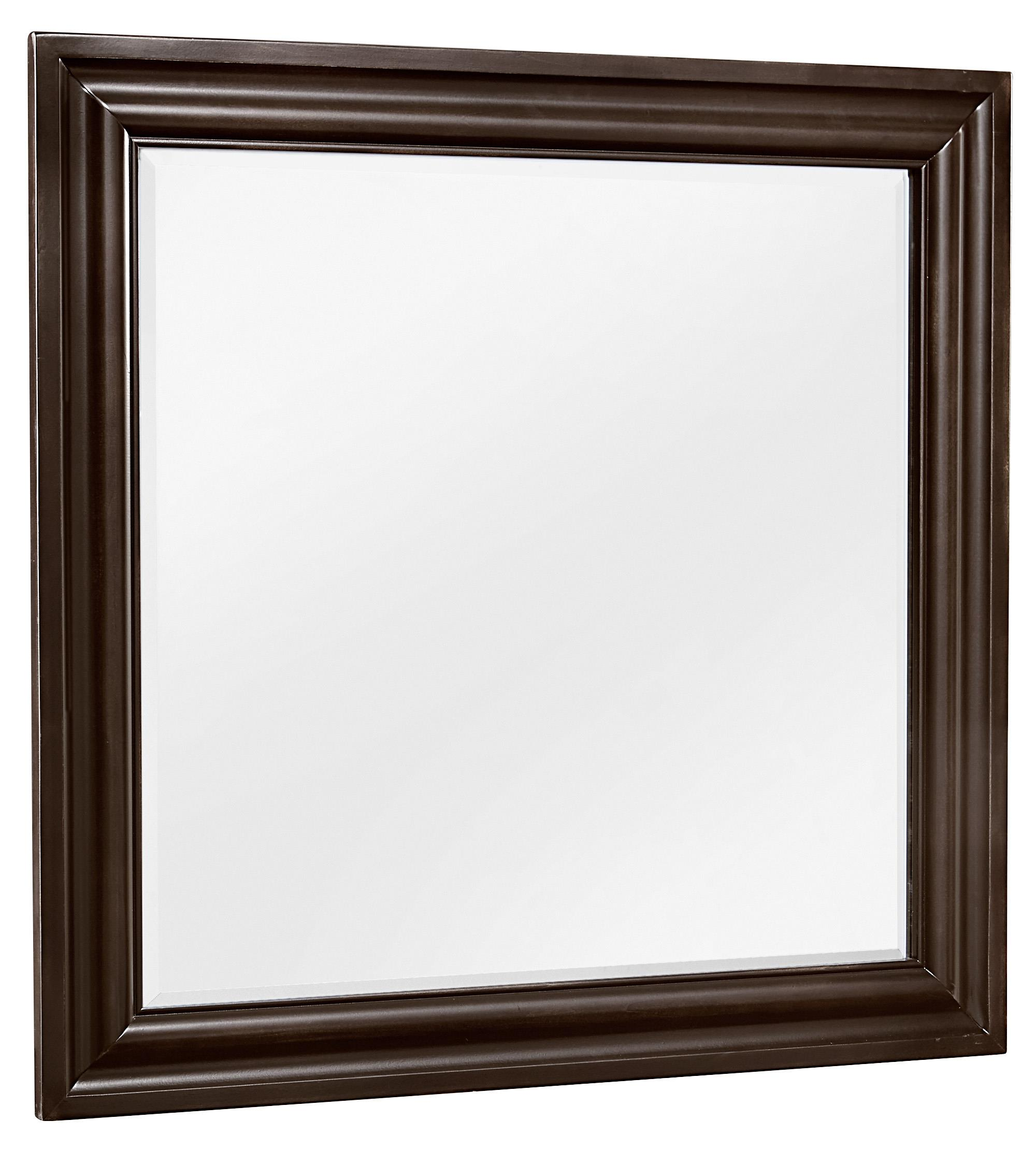 Vaughan Bassett French Market Landscape Mirror - Item Number: 380-446