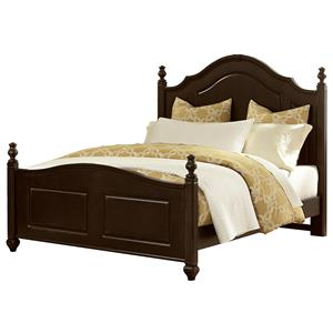 Vaughan Bassett French Market Full Poster Bed