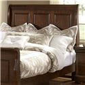 Vaughan Bassett French Market Full Sleigh Headboard - Item Number: 382-441