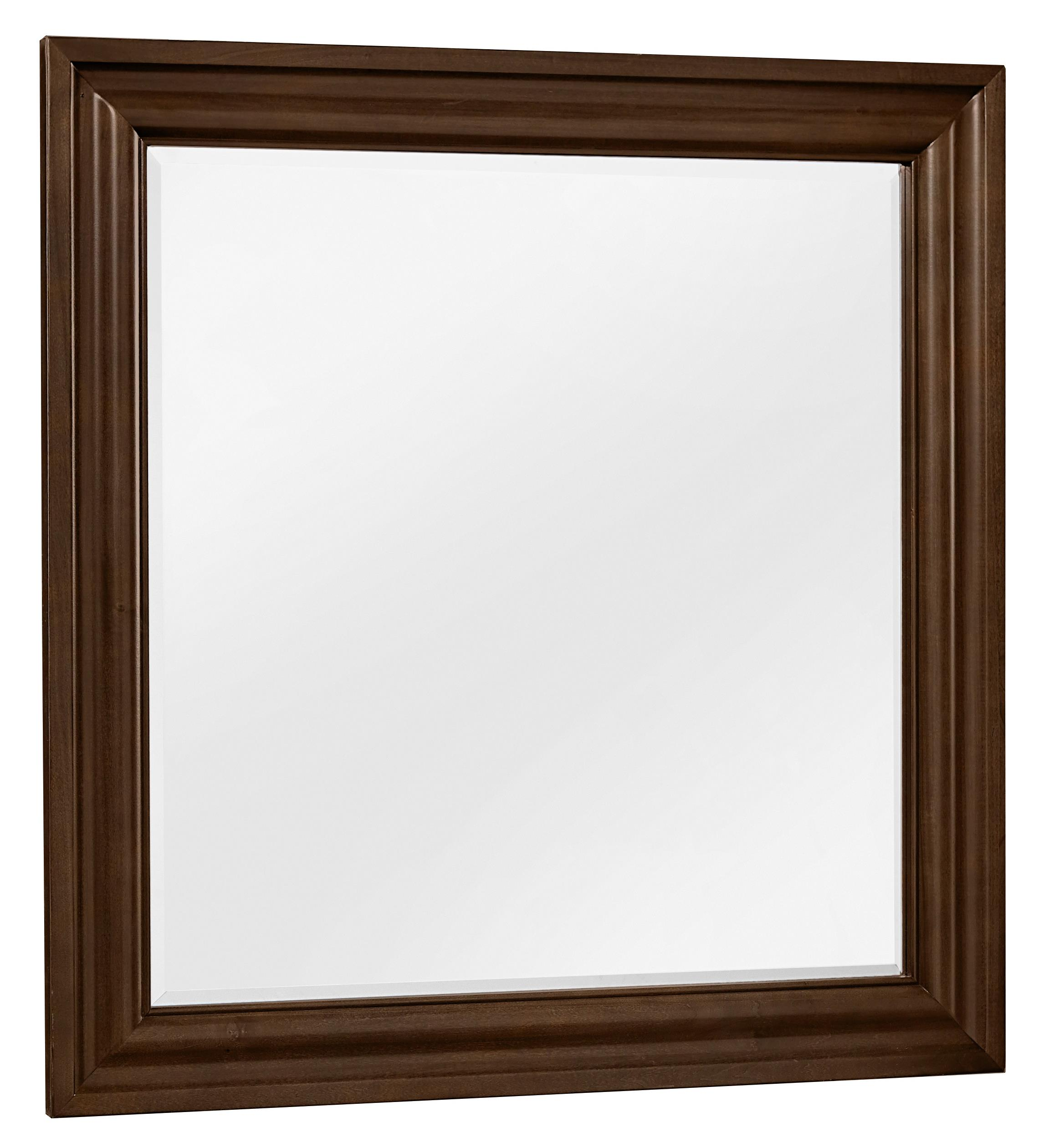 Vaughan Bassett French Market Landscape Mirror - Item Number: 382-446