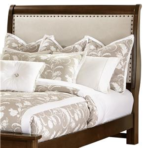 Full Upholstered Headboard (Linen)
