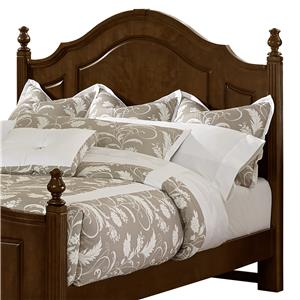 Vaughan Bassett French Market Queen Poster Headboard