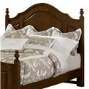 Vaughan Bassett French Market Queen Poster Headboard - Item Number: 382-558
