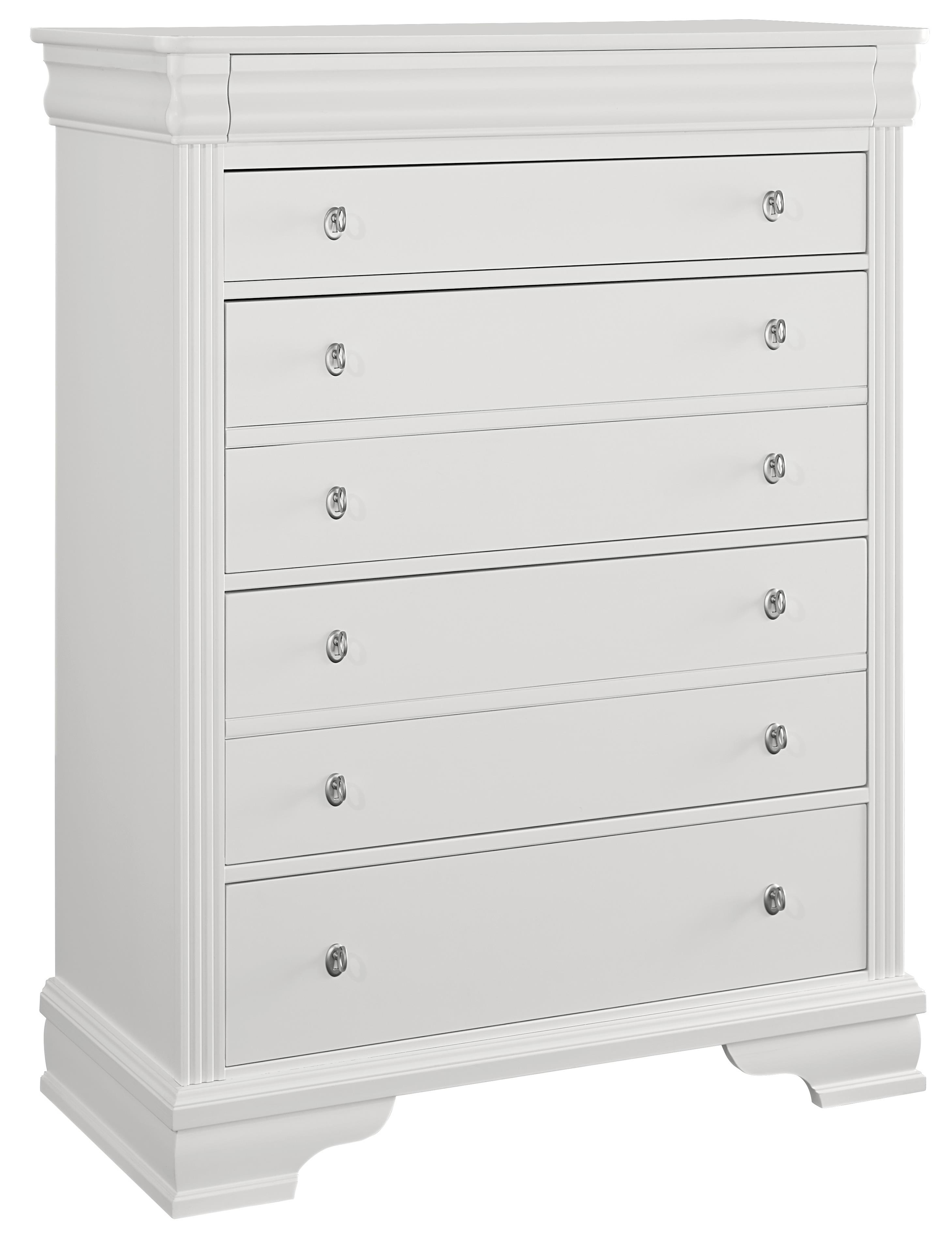 Vaughan Bassett French Market Storage Chest - 5 Drawers - Item Number: 384-115