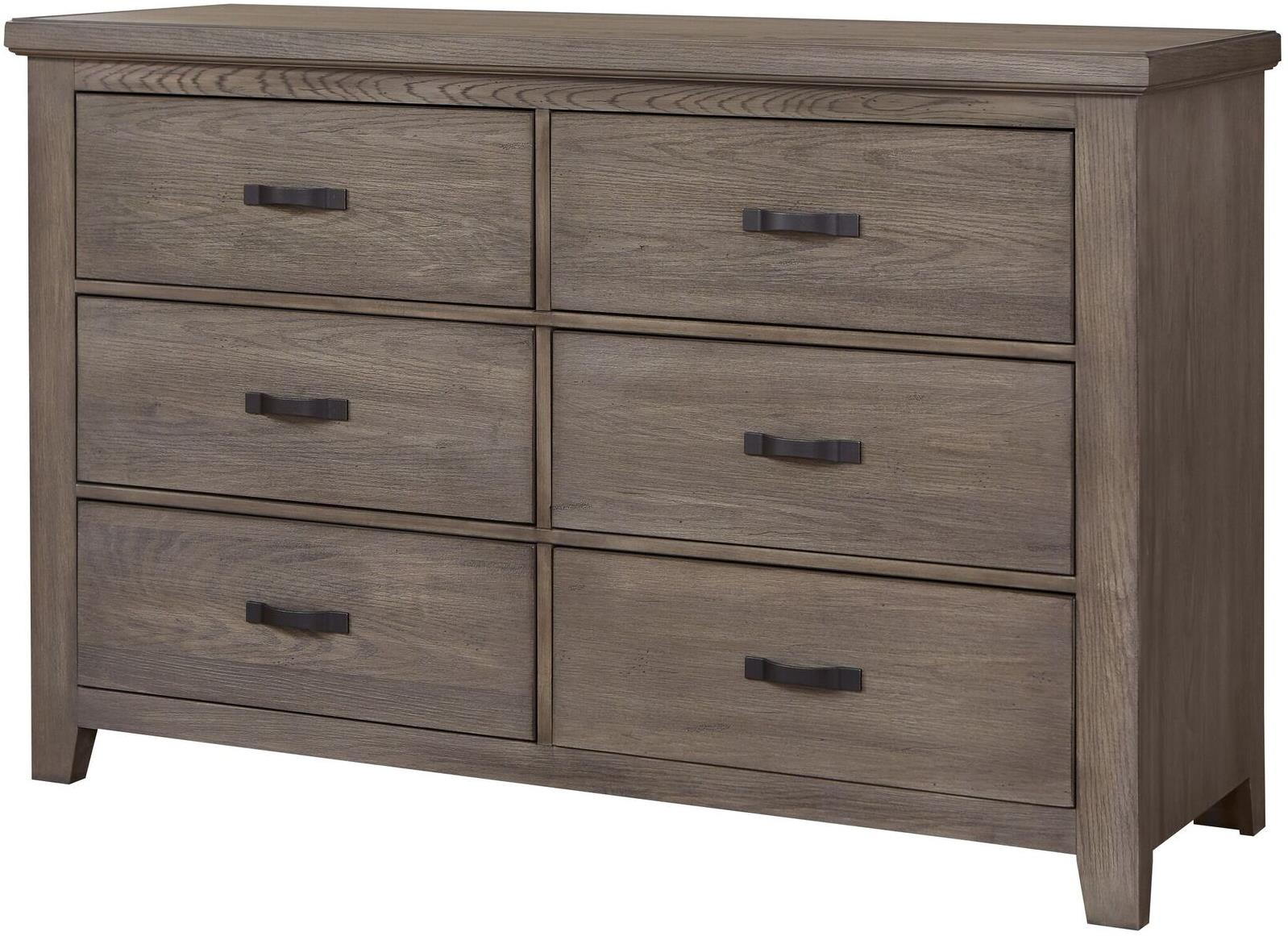 Vaughan Bassett Gramercy Park Storage Dresser-6 Drawer - Item Number: 516-002