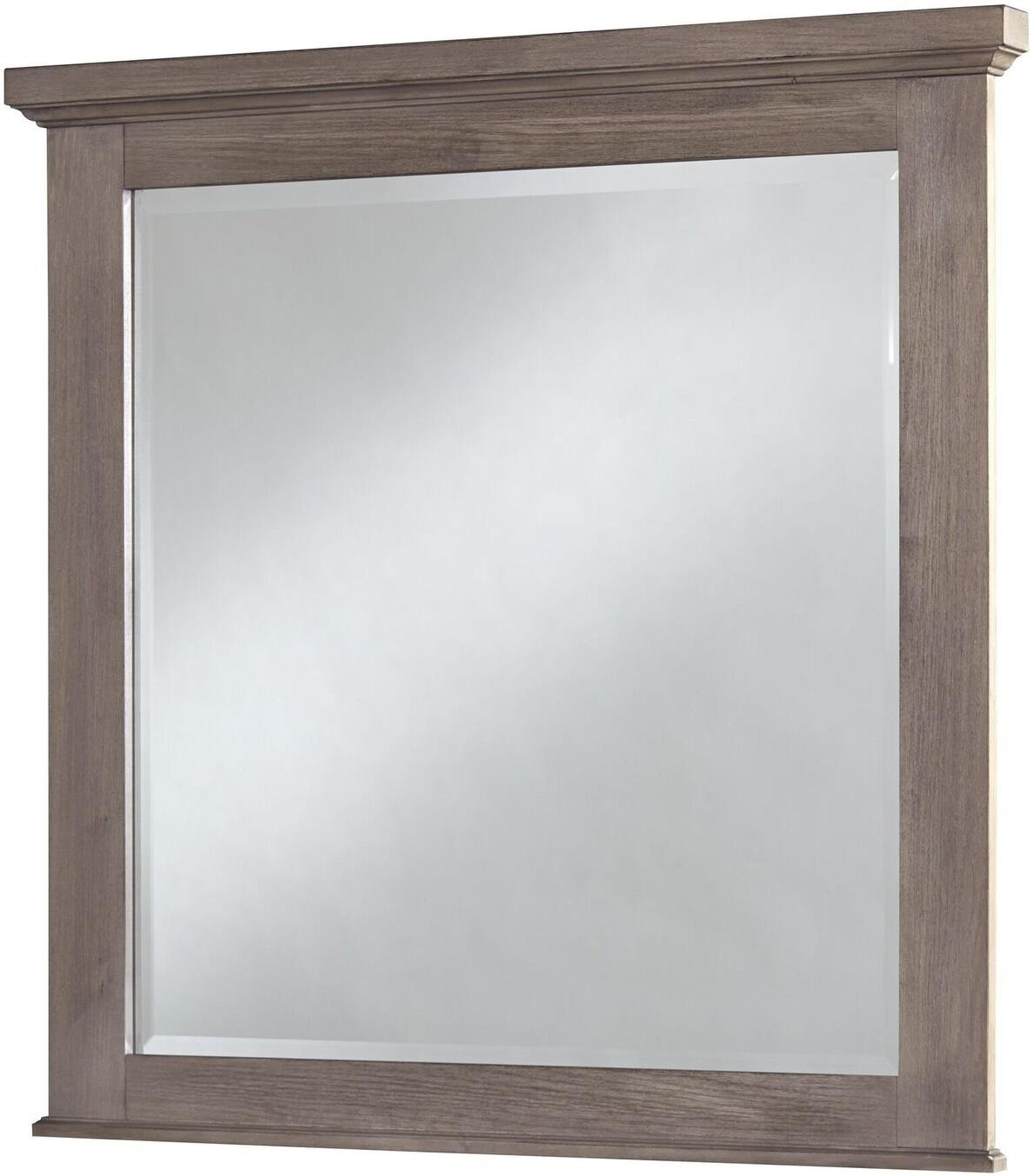 Vaughan Bassett Cassell Park Landscape Mirror - Item Number: 516-446