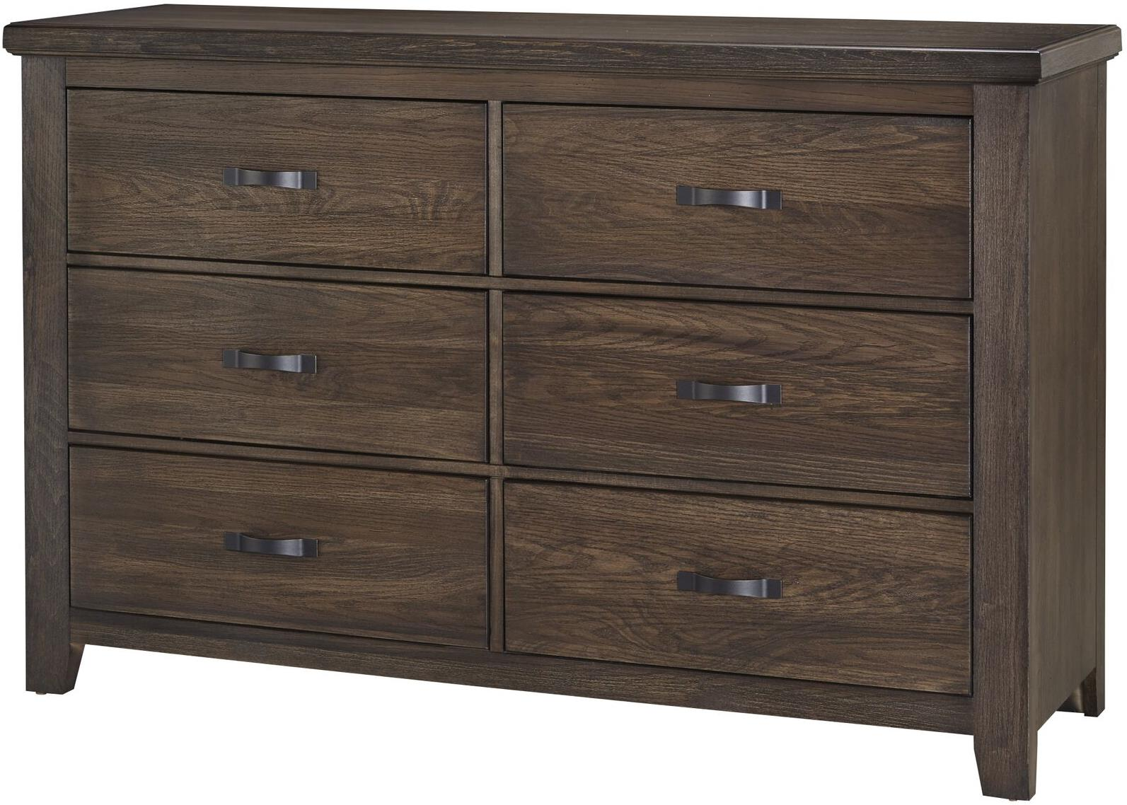 Vaughan Bassett Cassell Park Storage Dresser-6 Drawer - Item Number: 518-002