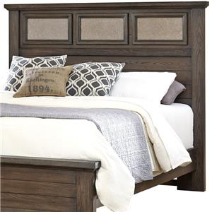 Vaughan Bassett Cassell Park Full/Queen Tile Headboard