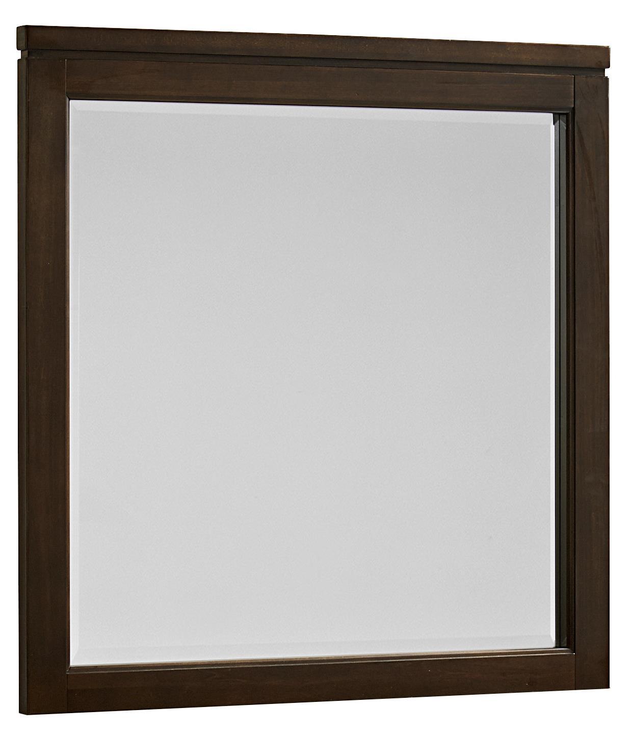 Vaughan Bassett Kismet Landscape Mirror - Item Number: 410-446