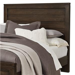 Vaughan Bassett Kismet Queen Planked Panel Headboard